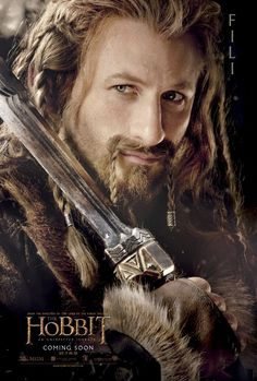 The Hobbit: An Unexpected Journey 2012 Poster Gandalf, Le Hobbit Thorin, Hobbit Dwarves, Tauriel, Fili Et Kili, Le Hobbit Film, The Hobbit Movies, Hobbit Films, Beau Film