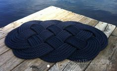 Naval Bath Mat Design