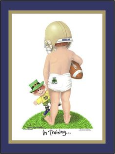 "Go Notre Dame. Like the Irish?  Be sure to check out and ""LIKE"" my Facebook Page https://www.facebook.com/HereComestheIrish  Please be sure to upload and share any personal pictures of your Notre Dame experience with your fellow Irish fans!"