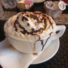 Mayan mocha, The Filling Station #coffee #IHeartOnTheHunt #OldTowneOrange