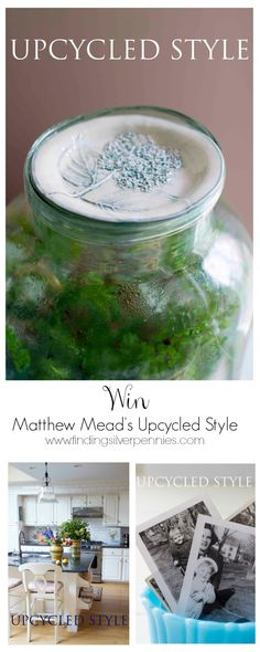 Win a Copy of Matthew Meads Upcycle Style