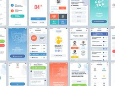 Quizz Game Screens by AgenceMe