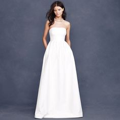 Collection Lucinda ball gown - Bride - Wedding's The Wedding Event - J.Crew