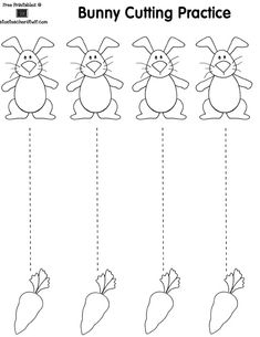 easter coloring pages for pre k