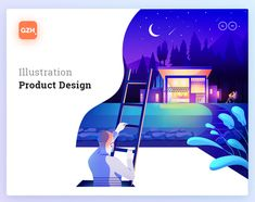 "Check out this @Behance project: ""Conceptual Illustrations - GZH Product Design"" https://www.behance.net/gallery/60046253/Conceptual-Illustrations-GZH-Product-Design"
