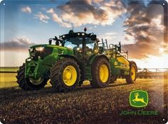 John-Deere-Tractor-Metal-Sign-Embossed-Large-Protected-Product