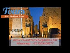 Overnight trip to Luxor from EL Gouna       Enjoy a private 2 days trip to Luxor from EL Gouna where you will visit Luxor temple, Karnak temples then overnight at 5* hotel. Next day tour to Valley of the Kings, queen Hatshepsut temple and Colossi of Memnon, then back to EL Gouna. Whatsapp: +201069408877 Website: www.toursfromhurghada.com http://www.toursfromhurghada.com/en/el-gouna-excursions-en/overnight-trip-to-luxor-from-el-gouna.html #egypt #egypttrips #egypttours #egypttravel…