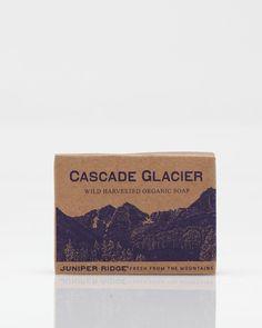Cascade Glacier soap