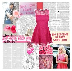 happy valentine's day! by queenrowan on Polyvore featuring polyvore fashion style rag & bone Alexander McQueen clothing