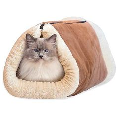 2 in 1 Soft Plush Cat Dog Bed Pet Kitten Puppy Igloo Cave Kennel House Mat Pad *** Discover this special product, click the image (This is an amazon affiliate link. I may earn commission from it)