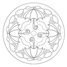 TARDOR MANDALES - petitmón 1 - Álbumes web de Picasa Yoga For Kids, Art For Kids, Crafts For Kids, Mandala Coloring Pages, Coloring Pages For Kids, Coloring Sheets, Coloring Books, Mandalas For Kids, School Calendar