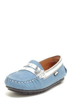 Venettini Zelda Penny Loafer by Designer Shoe Shop on @HauteLook