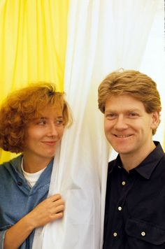 Kenneth Branagh and Emma Thompson