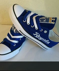 d610fba452f230 Kansas city royals converse 👏👋 Kc Royals Baseball