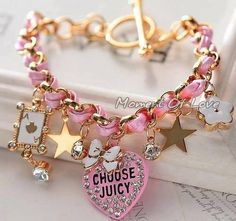 juicy couture ♥  minus the choose juicy tag