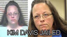 Kentucky Clerk Kim Davis Arrested for Denying Same Sex Marriage License #gay #kentucky #marriage #glbt