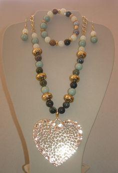 Jade, agatas y oro goldfield
