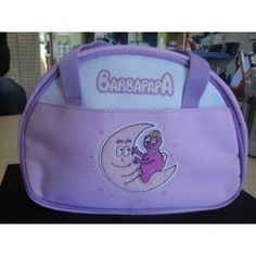 Borsetta Barbapapa' € 20 http://www.cartolibreriariosto.it/index.php?id_product=233&controller=product