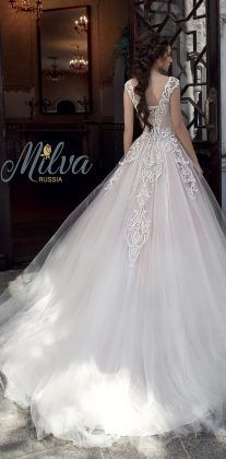Milva Bridal Wedding Dresses 2017 Zahara