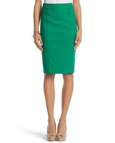 White House | Black Market Perfect Form Kelly Pencil Skirt