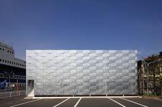 fachadas com placas perfuradas - Pesquisa Google