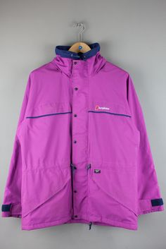 Berghaus Gore-tex Vintage Pink Womens ONLINE NOW thiswearonline.com