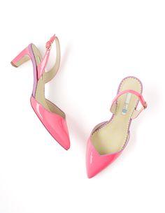 6fd616e92ae451 Boden pink Millie Slingback shoe (now on sale) Slingback Shoes