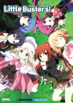 Little Busters! DVD Collection 1 (Hyb) #rightstuf2013