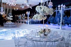7 Winter-Themed Weddings And Parties We Love Stunning weddings, mitzvahs and events inspired by the beauty of winter.