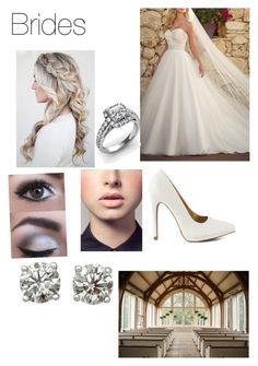 """""""Brides Maybe one day"""" by brooke11-1 ❤ liked on Polyvore featuring Qupid, Easy Spirit and Robert Pelliccia"""