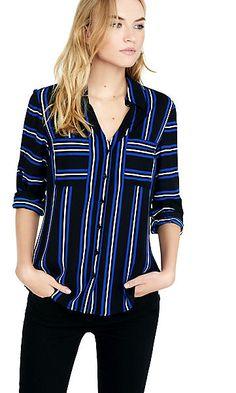 original fit striped portofino shirt