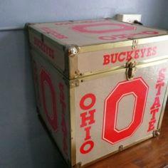 Ohio State Storage Trunk