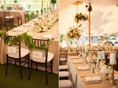 Sperry Tent Wedding Reception in Boca Grand Florida