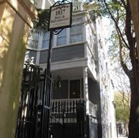 1837 Bed and Breakfast- Charleston, SC  Stayed here on my honeymoon.