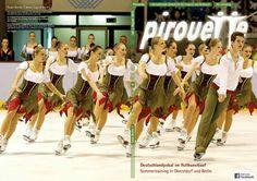 "Manus Synchro Skate Blog: ""Meine"" Pirouette  ist da"