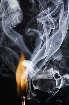 "Week 41 of 52 Theme: ""Smoke"" Light 'em up!"