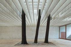 Clássicos da Arquitetura: Pavilhão Nórdico em Veneza,Pavilhão Nórdico (Giardini, Veneza). Imagem © Åke E:son Lindman