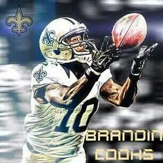 Brandin Cooks - great addition to the NO Saints