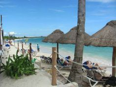 Playa del Carmen.. Reef coco beach