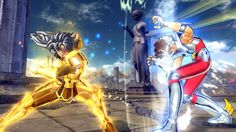 Saint Seiya Brave Soldiers!!! Coming In December For PS3! #NamcoBandai