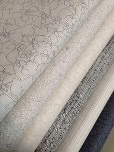 Botanics Low Volume Fabric bundle Carolyn Friedlander for Fabric Shoppe- 1/2 Yard Bundle, 6 total on Etsy, $30.00