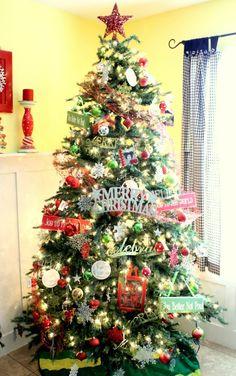 Unique Christmas Tree Themes | christmas-tree