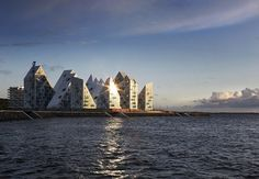 Isbjerget - Penthouse på kanten af Aarhus havn - BO BEDRE