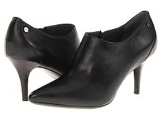 Sophisticated booties from Calvin Klein. #heels #polished #zappos