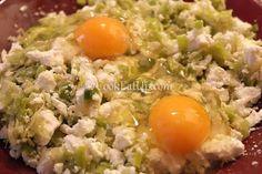 Πρασοτυρόπιτα σε μπαστούνια της κυρίας Αθηνάς ⋆ Cook Eat Up! Food And Drink, Eggs, Cooking, Breakfast, Kitchen, Morning Coffee, Egg, Brewing, Cuisine