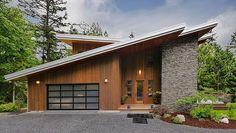 mid century modern duplex plans - Google Search