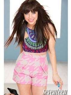 Carly Rae Jepsen Seventeen Magazine March 2013 Photo Shoot – Carly Rae Jepsen Photos And Quotes - Seventeen