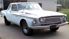 Max Wedge Power: 1962 Dodge Dart - http://barnfinds.com/max-wedge-power-1962-dodge-dart/