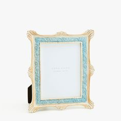 Image 1 of the product CLASSIC FRAME WITH BLUE FLORAL TRIM
