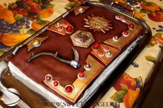 Torta Manuale del Giocatore 3.5 - Dungeons & Dragons